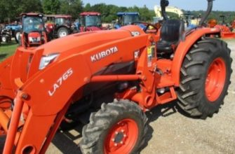 Kubota L4701 for sale in Texas
